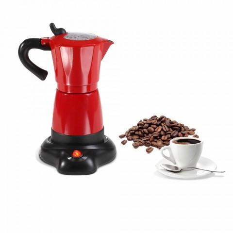 LIVOO ηλεκτρική καφετιέρα ιταλικού τύπου DOD117