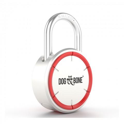 DOG-BONE Bluetooth Λουκέτο για Smartphones DAB-LS001