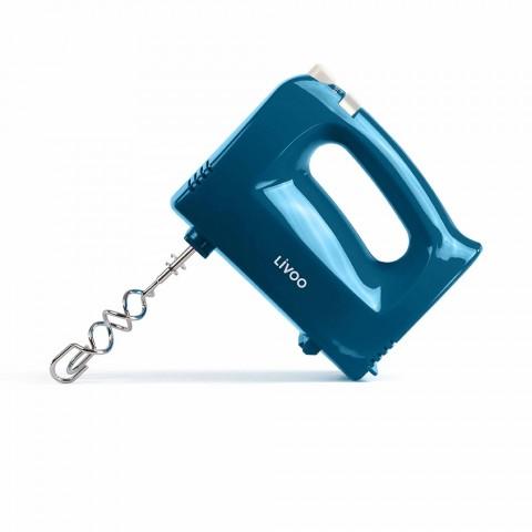 LIVOO μίξερ 200W μπλε DOP162B