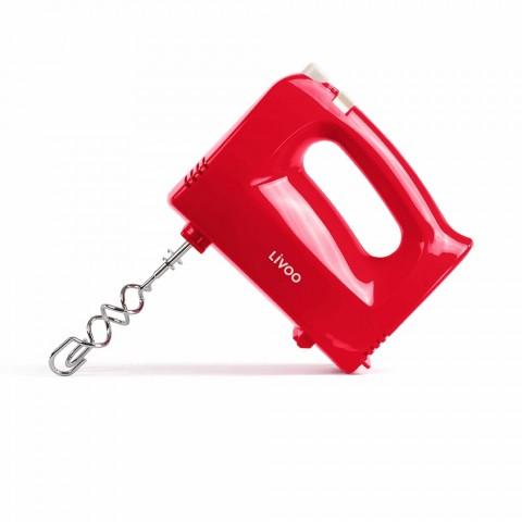 LIVOO μίξερ 200W κόκκινο DOP162R