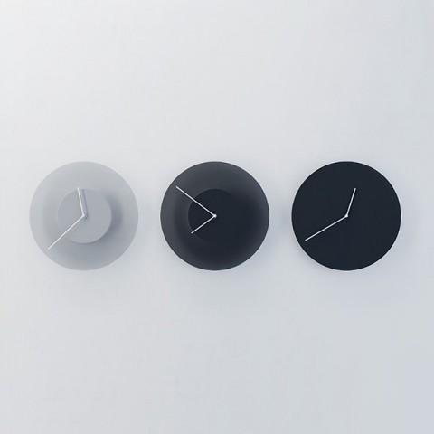 Allocacoc® DUSK |Clock| Ρολόι τοίχου με μεταβαλλόμενο χρωματισμό DH0062/DUSKDN