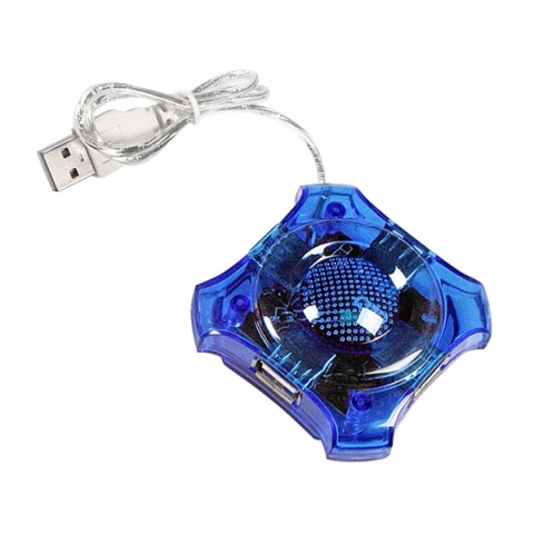 Esperanza Usb Hub Blue EA150B