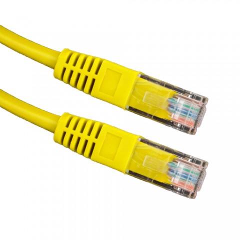 Esperanza Καλώδιο Δικτύου UTP CAT5E 1m κίτρινο EB273Y