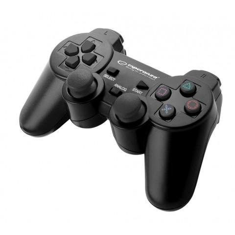 Esperanza Gamepad Trooper EGG107K PC, PS3
