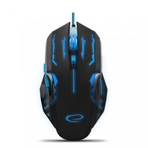 Esperanza Ποντίκι ενσύρματο Apache Blue MX403 EGM403B