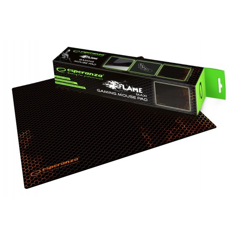 Esperanza Gaming mouse pad 400 x 300 x 3 mm EGP103R