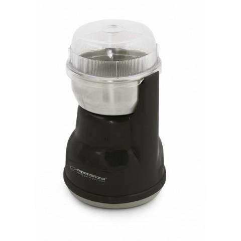 Esperanza Μύλος καφέ και μπαχαρικών EKC002K Black