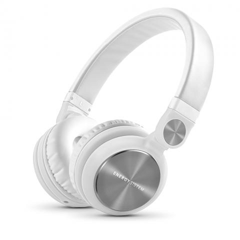 ENERGY SISTEM Ενσύρματα Ακουστικά DJ2 MIC Λευκό 426737