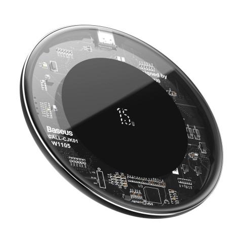Baseus Φορτιστής Simple USB TYPE C transparent WXJK-BA02