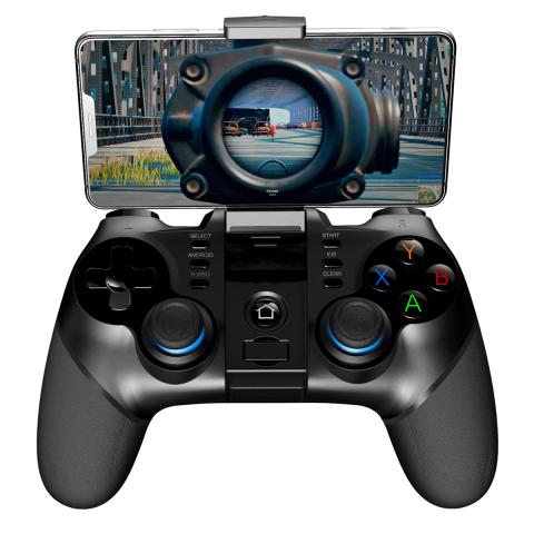 iPega Ασύρματο Τηλεχειριστήριο Παιχνιδιών Bluetooth 4.0 και 2.4 GHz PG-9156 Bluetooth Turbo Gamepad Controller