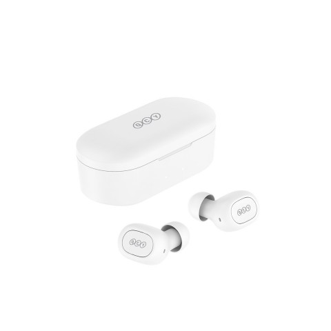 QCY T2C In-ear Bluetooth Handsfree Λευκό