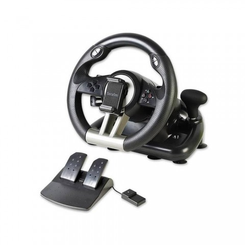 Serafim Racing wheel  iOS/Android/Switch /PS4/PS3/Xbox one/PC R1+