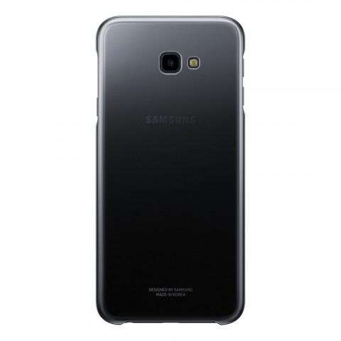 Samsung θήκη Graduation για Samsung J4+ Μαυρη - EF-AJ415CBEGWW