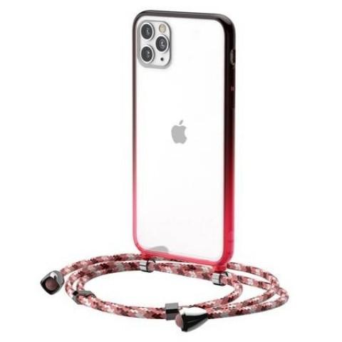 Baseus Σκληρή Θήκη για Apple iPhone 11 Pro Max Element Protective Case  Κόκκινη ARAPIPH65S- YS09