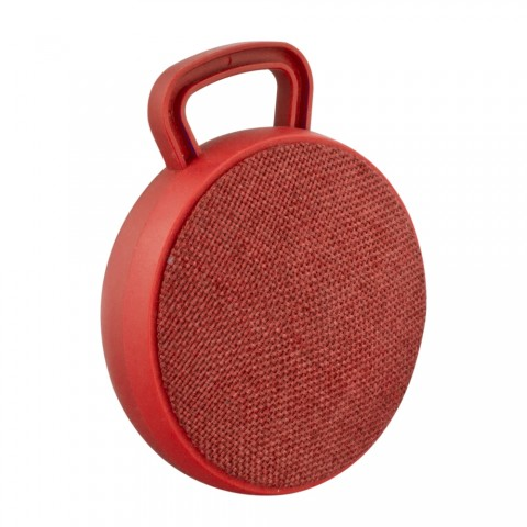 Esperanza Φορητό Ηχείο Bluetooth Speaker Punk 3W - Κόκκινο EP127R