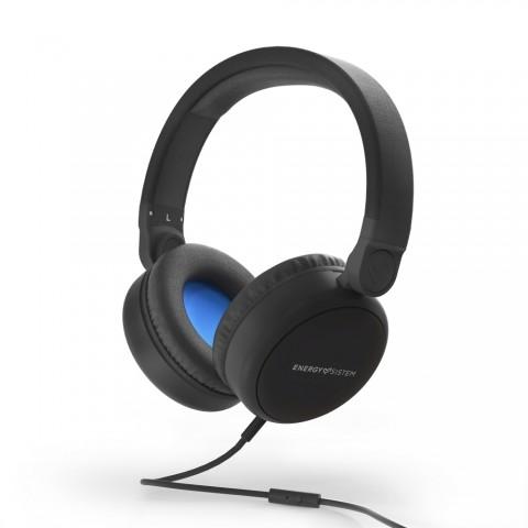 ENERGY SISTEM Headphones Style 1 Talk Midnight Black 448814