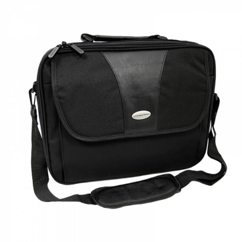"""Esperanza Τσάντα Laptop 15.6"""" Manhattan Μαύρο ET102"""