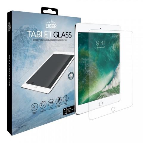 Eiger τζάμι προστασίας οθόνης διαφανές 2.5D TSP Glass για iPad 9.7 (2017) & (2018) EGSP00167