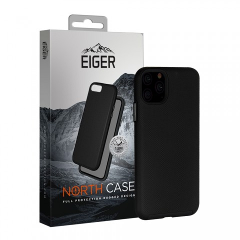 Eiger North θήκη για iPhone 11 Black EGCA00151