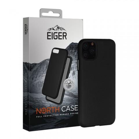 Eiger North θήκη προστασίας για iPhone 11 Pro Black EGCA00152