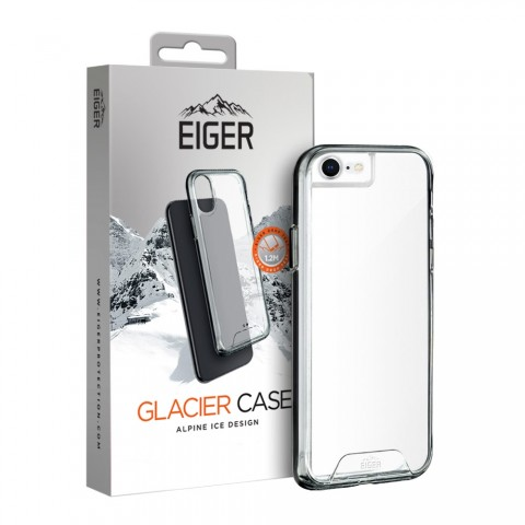 Eiger Glacier θήκη για iPhone SE (2020)/8/7/6s Clear EGCA00156