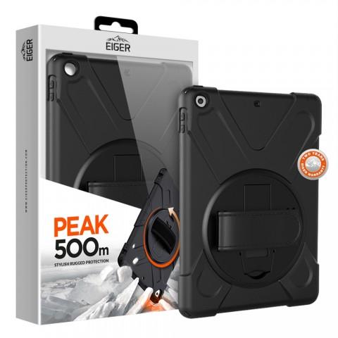 Eiger θήκη προστασίας Peak 500m για iPad 10.2(2019) & (2020) μαύρη EGPE00118