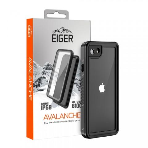 Eiger Avalanche θήκη για iPhone SE (2020)/8/7 Black EGCA00215