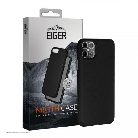Eiger North θήκη για iPhone 12 Pro Max Black EGCA00225