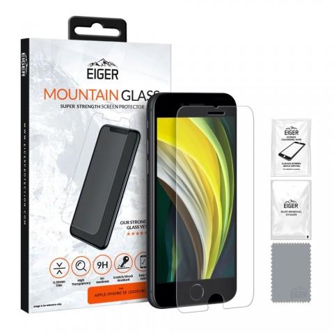 Eiger Mountain 2.5D προστατευτικό τζάμι για iPhone SE (2020)/8/7 Clear EGMSP00153