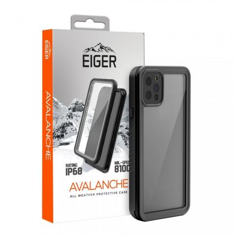 Eiger Glacier προστατευτική θήκη για iPhone 12/12 Pro μαύρη EGCA00278