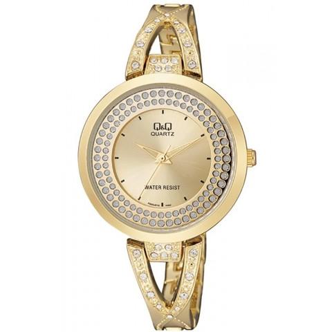 Q&Q Γυναικείο Ρολόι Standard F529J010Y