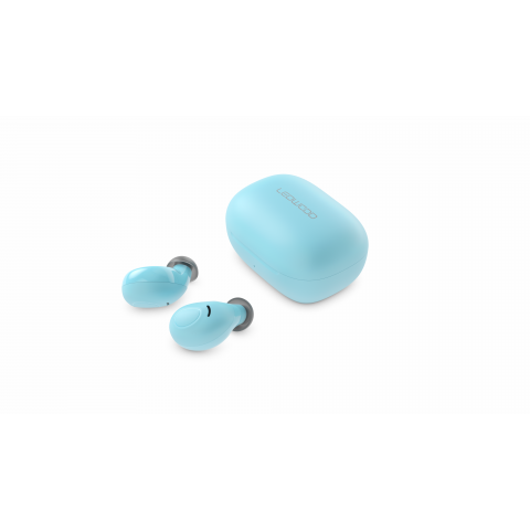 LEDWOOD ακουστικά TWS MAGELLAN  BLUETOOTH  5.0  LD-S12-TWS-BLUE