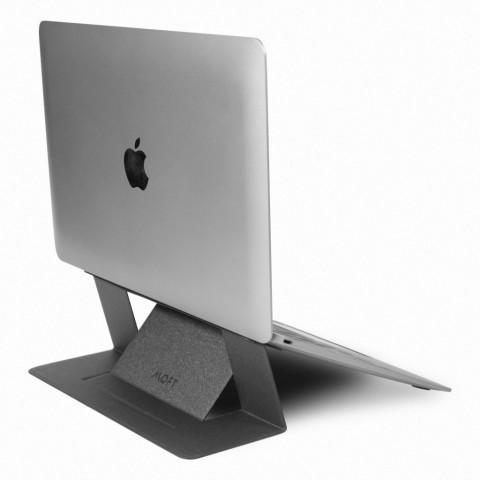 "Allocacoc® MOFT |laptop stand| Αόρατο αναδιπλούμενο laptop stand για φορητούς έως 15,6"" (space grey)"