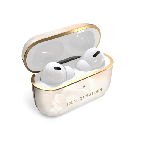 IDEAL OF SWEDEN AirPods Case Print Pro Rose Pearl Marble IDFAPCSS21-PRO-257