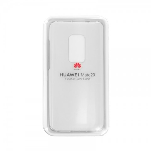 Huawei TPU ΘΗΚΗ για Huawei Mate 20 Διάφανη - 51992600