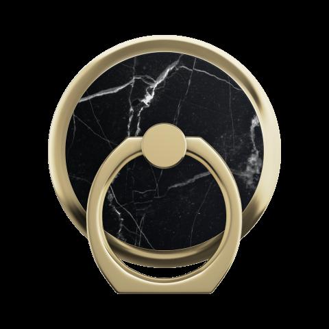 IDEAL OF SWEDEN Magnetic Ring Mount Black Marble IDMRM-21