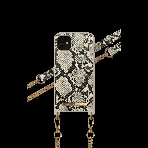 IDEAL OF SWEDEN θήκη λαιμού Desert Python iPhone 11/XR IDNCSS20-I1961-203