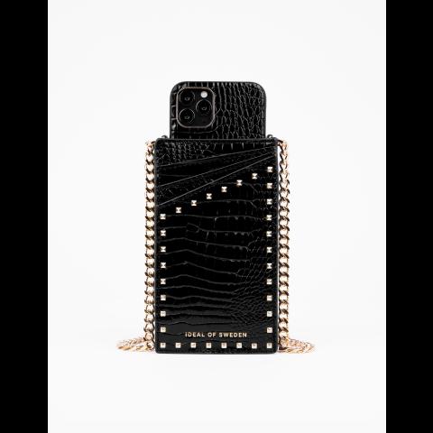 IDEAL OF SWEDEN Zola Τσαντάκι κινητού εώς 6,1 ιντσες Beatstuds Croco  IDZPPAW20-240
