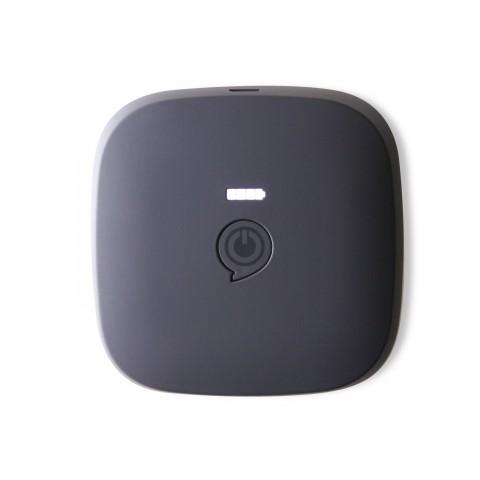 ZENS Powerbank Ασύρματης Φόρτισης 3000 mAh Μαύρο ZEPP01B/00
