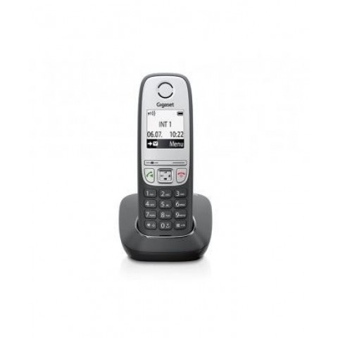 Gigaset ασύρματο τηλέφωνο μαύρο A415