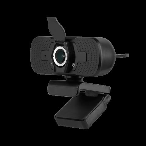 Rebel Webcam FULLHD 1080P KOM1056