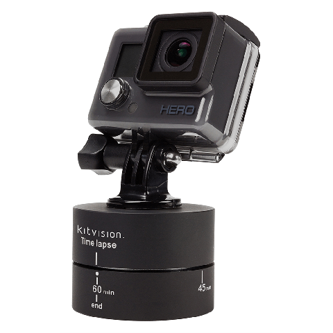 KITVISION Στήριγμα Chronos Time Lapse για Action Cameras KVACTIONCHR