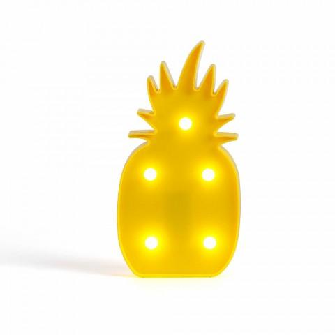 LIVOO φωτιστικό ανανάς LH95