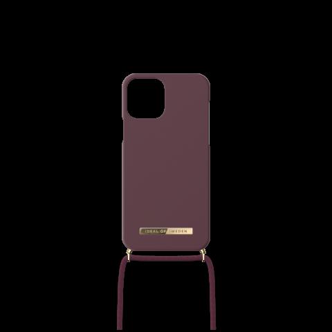 "IDEAL OF SWEDEN Θήκη Ordinary θήκη λαιμού DEEP CHERRY iPhone 2021 6,1"" PRO IDONCAW21-I2161P-323"