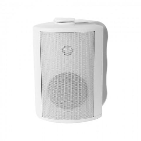 LUMI Audio Ηχείο Τοίχου Εξωτερικού Χώρου Λευκό OWS-5