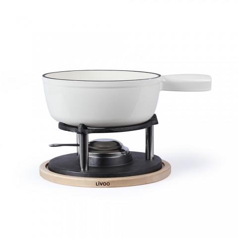 LIVOO συσκευή Φοντύ MEN390
