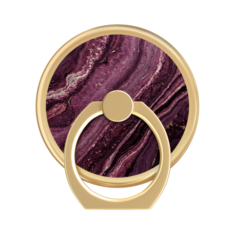 IDEAL OF SWEDEN Magnetic Ring Mount Golden Plum IDMRM-232