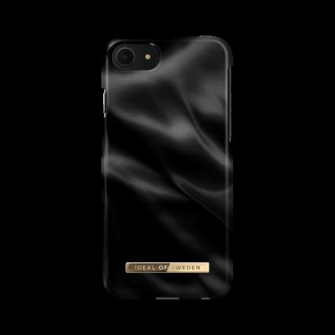 IDEAL OF SWEDEN Θήκη Fashion για iPhone 8/7/6/6S/SE Black Satin IDFCSS21-I7-312