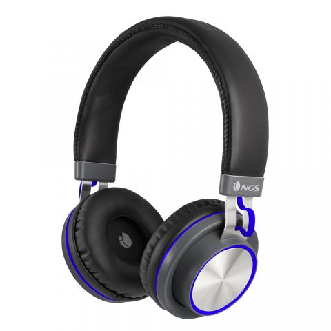 NGS Ακουστικά Κεφαλής Bluetooth ARTICAPATROLBLUE