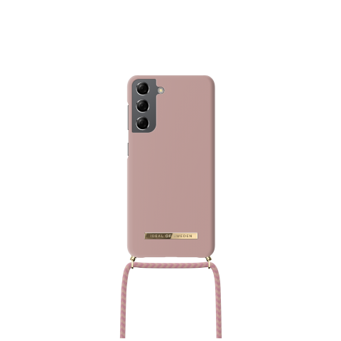 IDEAL OF SWEDEN θήκη λαιμού για Samsung Galaxy S21 Misty Pink IDPNSS21-S21-265